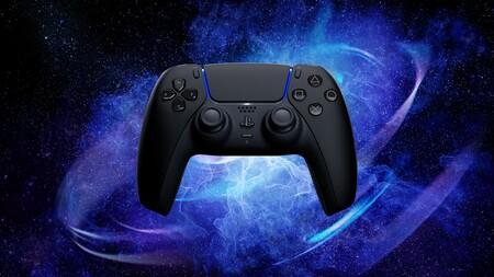 Nuevos Colores Control Dual Sense Ps5 Negro Medianoche