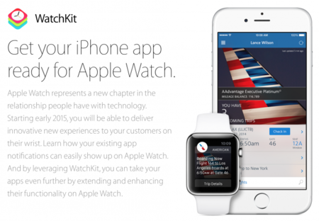 Apple lanza primera beta de iOS 8.2 para la próxima llegada del Apple Watch