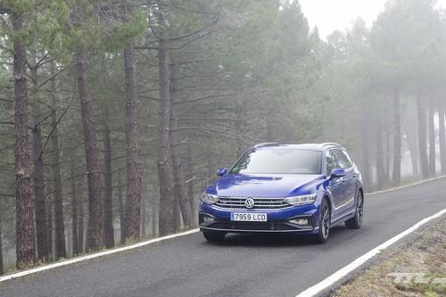 Probamos el Volkswagen Passat con carrocería familiar: una alternativa dinámica y práctica contra la fiebre SUV