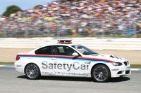 El BMW M3 Coupé Safety Car MotoGP