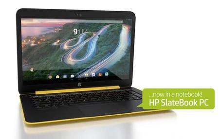 HP Slatebook 14, así será el portátil Android de HP
