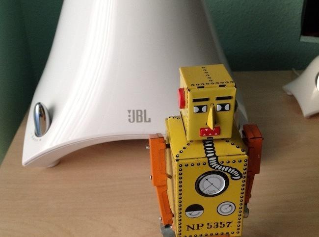 foto robot interiores nuevo iPad