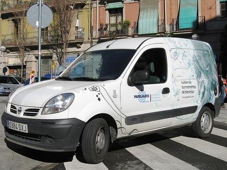 Siniestralidad laboral entre los conductores de furgonetas