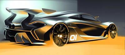 McLaren P1 GTR: su diseño lo conoceremos pronto