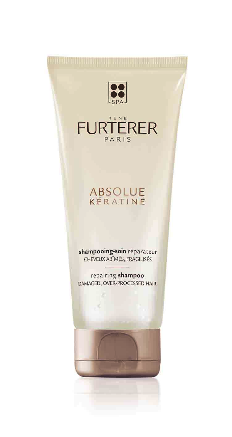 Absolue Keratine Champú 200 ml René Furterer