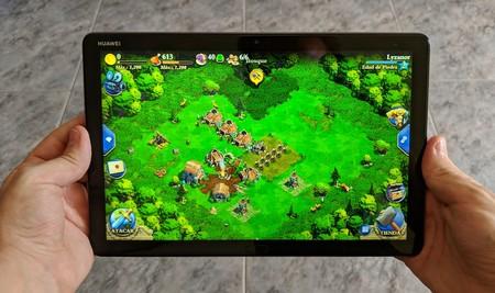 Juegos Huawei Mediapad M5 Lite 10