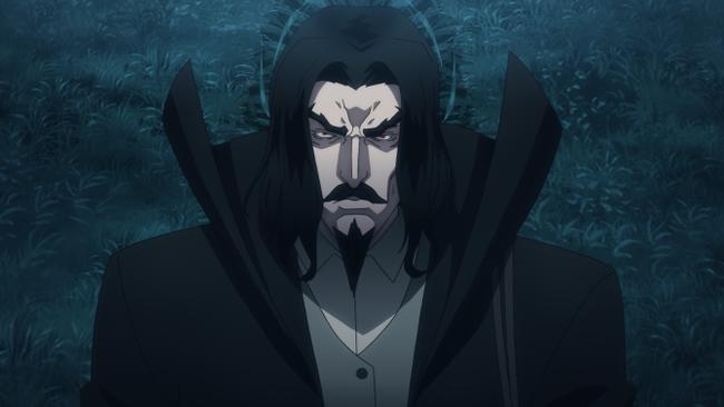 Netflix Castlevania Dracula