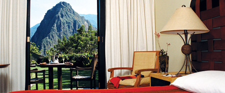 Luxury Hotels Peru Belmond Sanctuary Lodge Banner