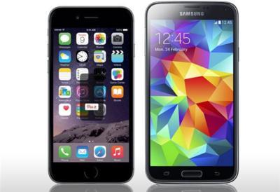 Esta gráfica nos descubre el coste de fabricación de los iPhone y Samsung Galaxy