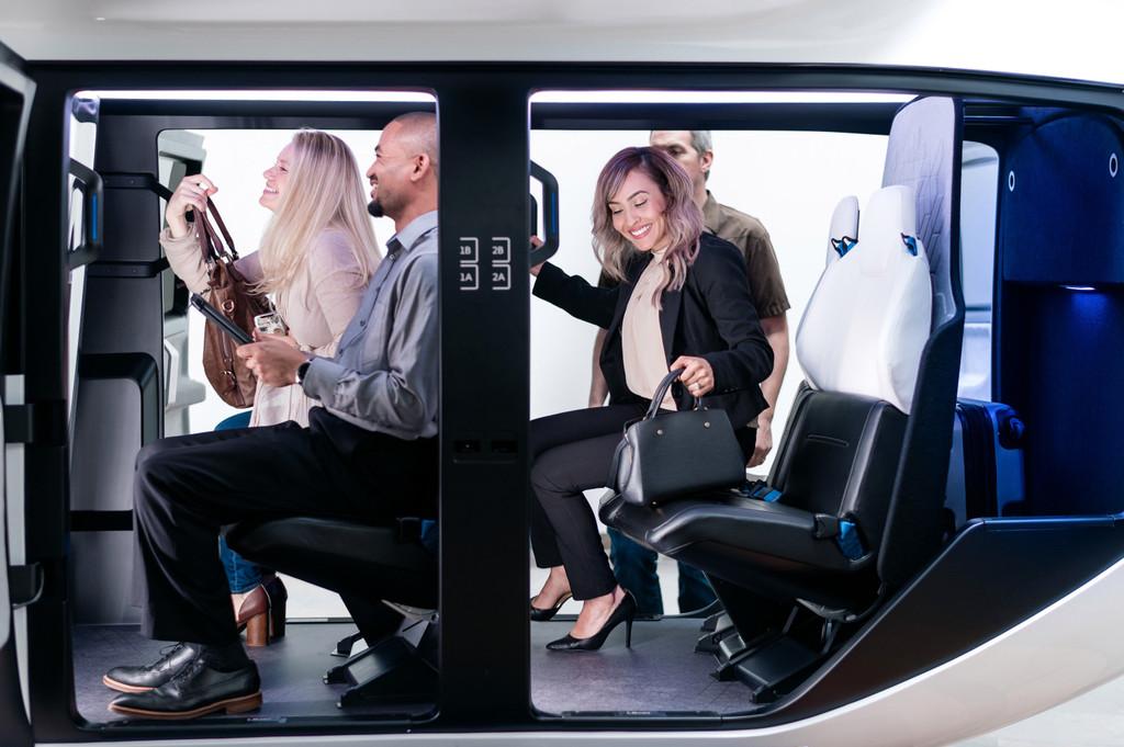 Uber muestra cómo será el interior de sus taxis voladores, que podríamos ver funcionando en 2023