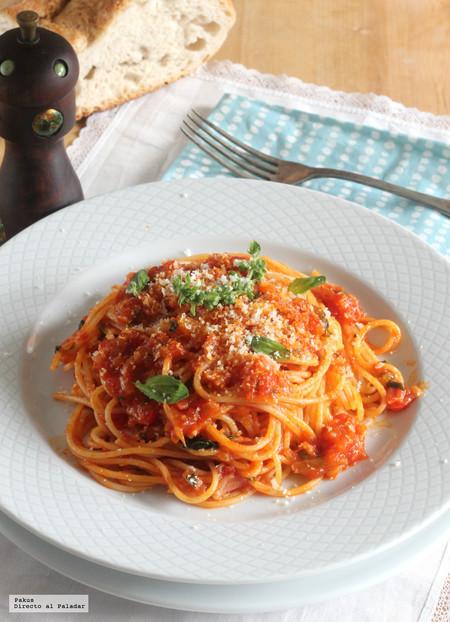 Los espaguetis de Sofía Loren, una receta de película