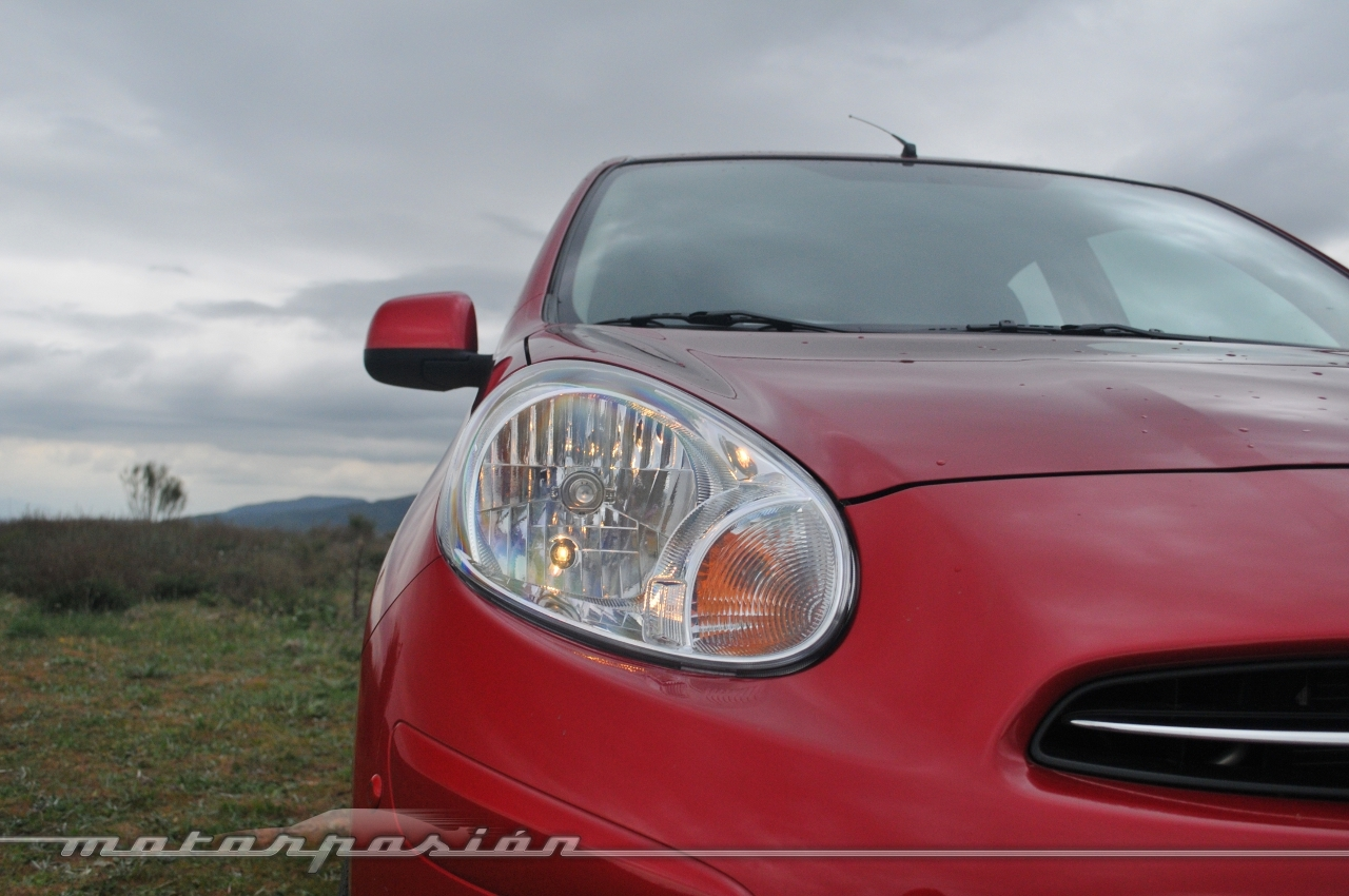 Foto de Nissan Micra CVT (prueba) (25/51)