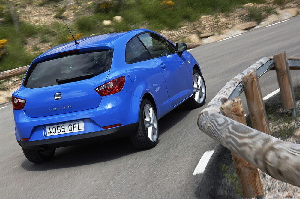 Foto de Seat Ibiza SportCoupe (61/100)