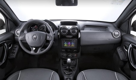 Renault Oroch Mexico 4