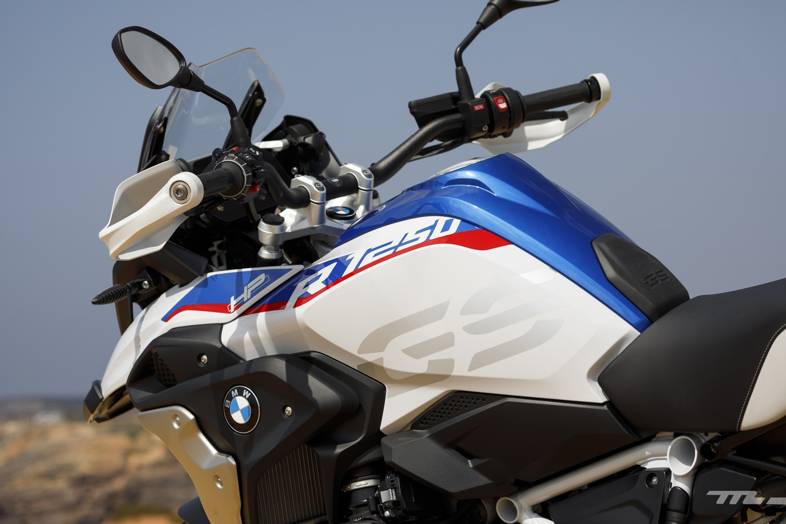 BMW R 1250 GS 2019 prueba