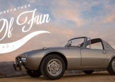 Contempla el primer deportivo de la historia de Toyota en acción, 50 años después