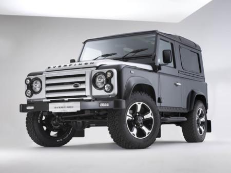 Así es el Land Rover Defender más exclusivo que verás hoy, gracias a Overfinch