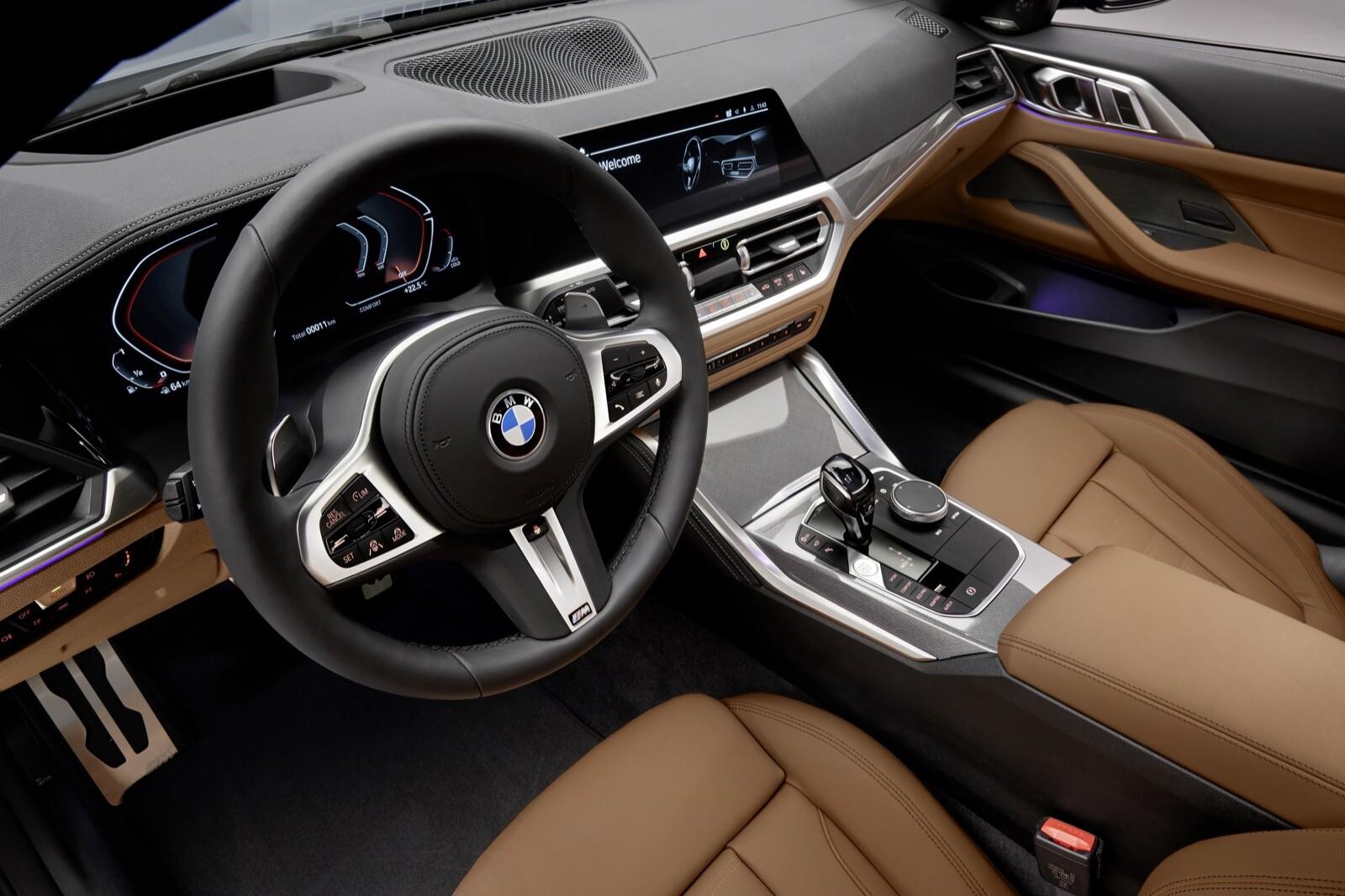 Foto de BMW Serie 4 Coupé (presentación) (14/85)