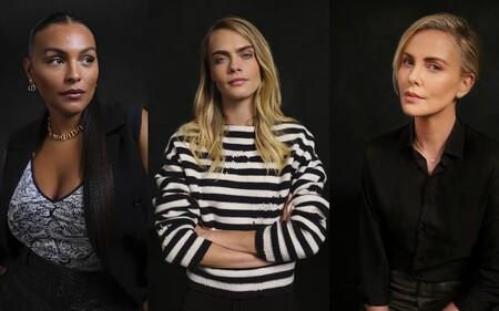 Cara Delevingne, Charlize Theron y otras mujeres inspiradoras protagonizan los nuevos vídeos de Dior Perfumes para hablar de feminismo y un futuro más igualitario