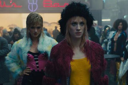 Mackenzie Davis En Blade Runner 2049