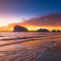 Microsoft lanza Beach Glow, un paquete con 18 fondos de pantalla en alta resolución para personalizar la pantalla de nuestro PC