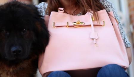 El bolso de Isabella Rhea de inspiración Birkin, para no tener que apuntarte a una lista de espera