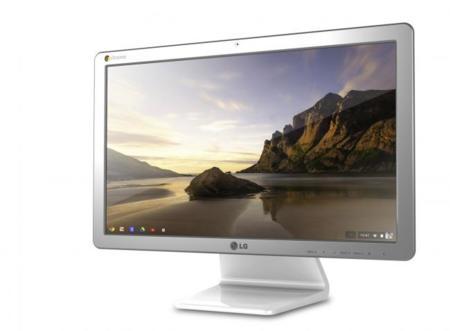 LG Chromebase, Chrome OS llega a los todo en uno