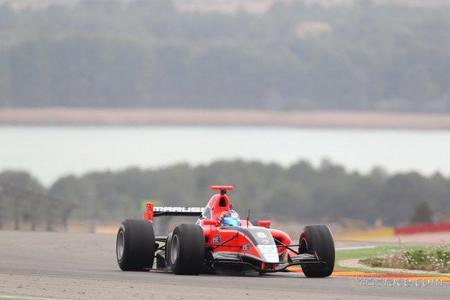 Robert Wickens, nuevo piloto reserva de Marussia Virgin Racing