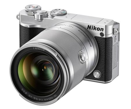 Nikon 1 J5, todos los detalles acerca de la nueva sin espejo con sensor de 20,8 Mpx y vídeo 4K/UHD