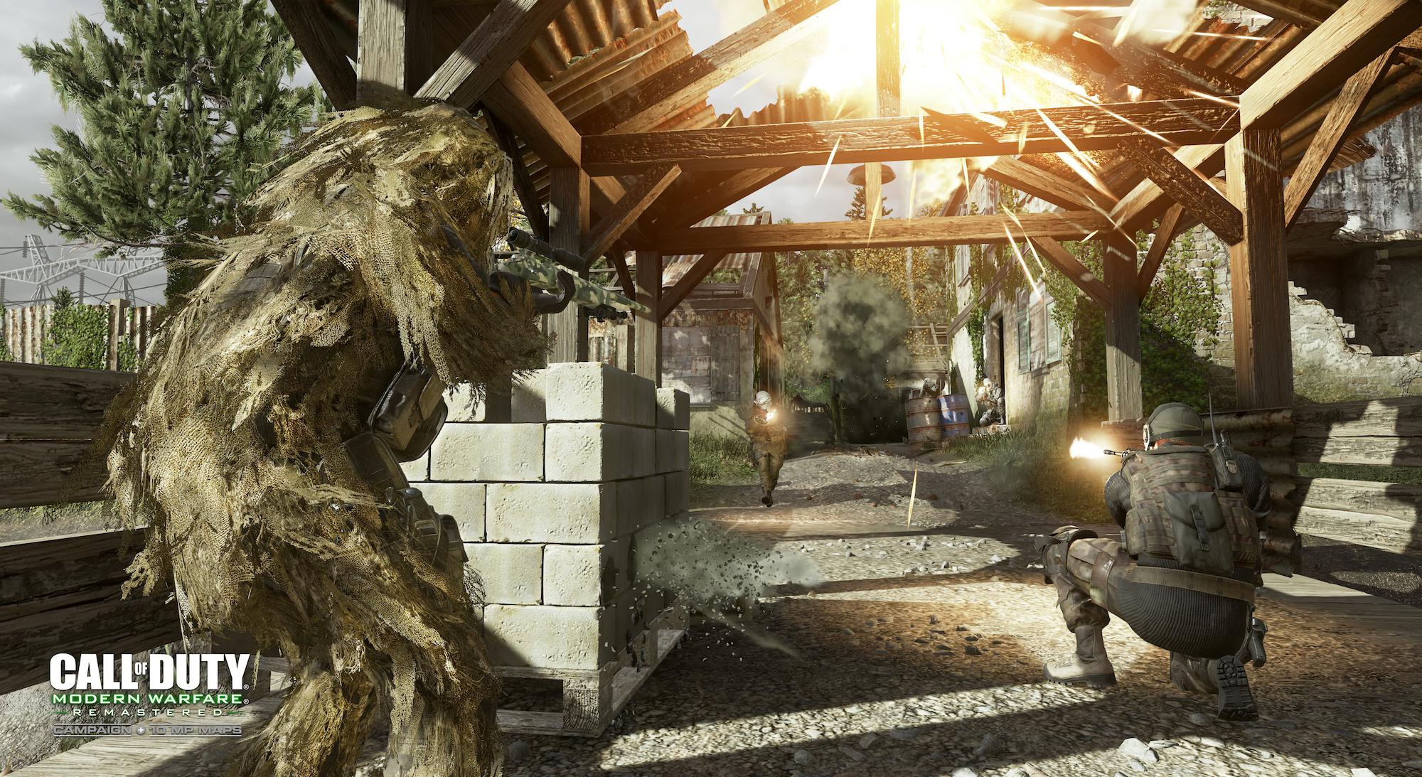 Foto de Call of Duty: Modern Warfare Remastered (1/5)