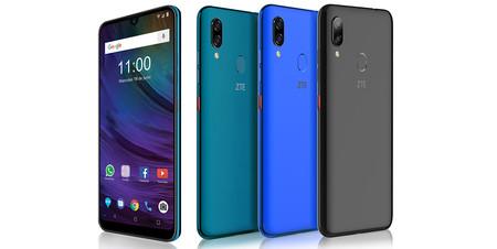 ZTE Blade V10 Vita: la línea económica de ZTE aumenta su pantalla y apuesta por los selfies
