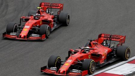 | F1 2019 T.XXIII | Ferrari escudería campeona categoría F1 2019 T.XXIII 450_1000