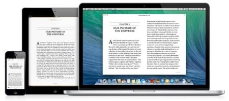 iBooks para OS X, una buena noticia sobre todo para estudiantes