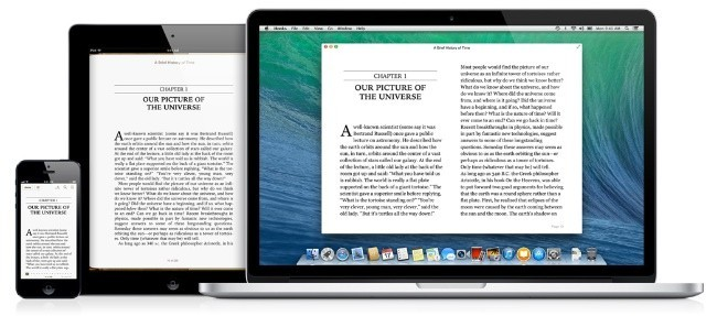 iBooks OS X