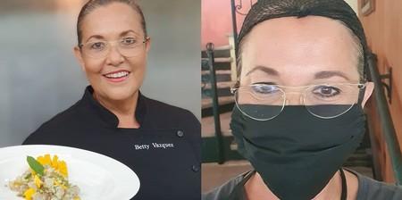 Consejos Chef Betty Vazquez Nueva Normalidad Industria Gastronomica