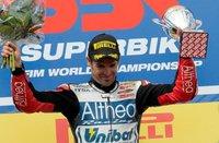 Carlos Checa se proclama Campeón del Mundo de Superbikes