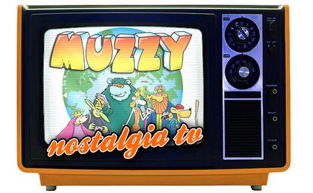 '¡Que viene Muzzy!', Nostalgia TV