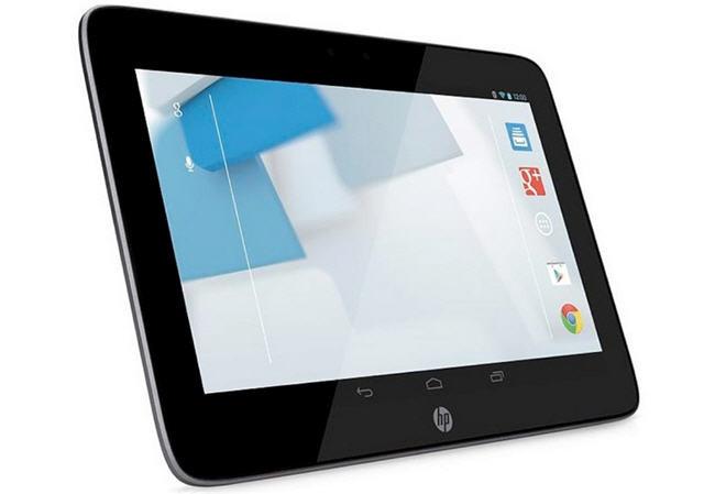 Los nuevos tablets HP Slate comienzan a estar disponibles