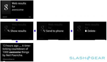 Interfaz de Google Glass 2