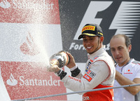 Victoria sin paliativos de Lewis Hamilton en el Gran Premio de Italia