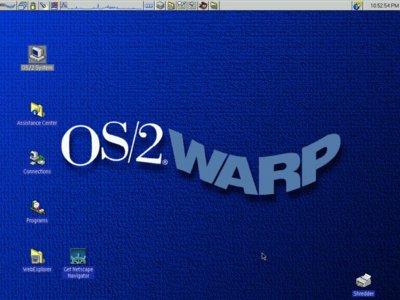 El legendario OS/2 volverá a la vida este año a través de ArcaOS