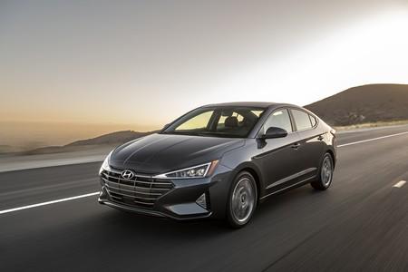 El Hyundai Elantra 2020 ya está en México, ahora con transmisión IVT