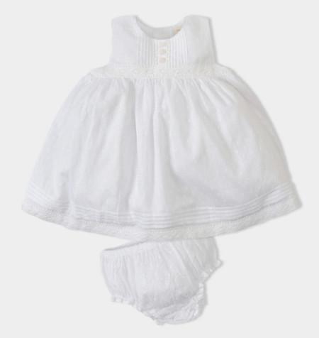 Vestido Plumeti Bebe Rebajas