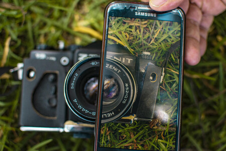 Test ciego: ¿sabes distinguir entre una foto hecha con un smartphone y otra con una cámara?
