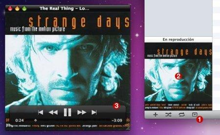 Utiliza las carátulas de tus discos como reproductor de iTunes 10