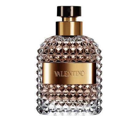 valentino uomo botella