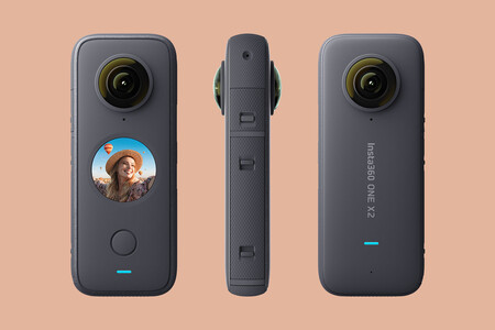 Insta360 ONE X2: la cámara 360 se viste de algoritmos para traer nuevos estilos de imagen