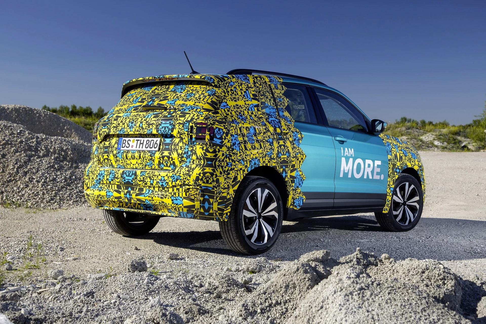 Foto de Volkswagen T-Cross (primeras imágenes) (11/28)