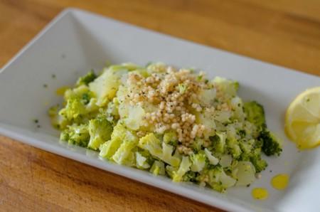Brocoli Patata Quinoa Proteina Vegetal Recetas Vegetarianas