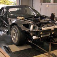 Esto que vas a escuchar es un Corvette C6 con 409 CV, y motor Opel de cuatro cilindros